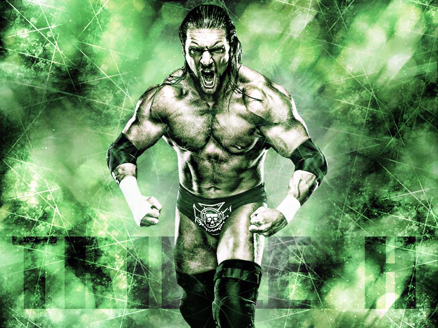 Triple H Wallpaper By TeamBringIt