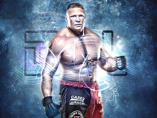 Brock Lesnar By TeamBringIt