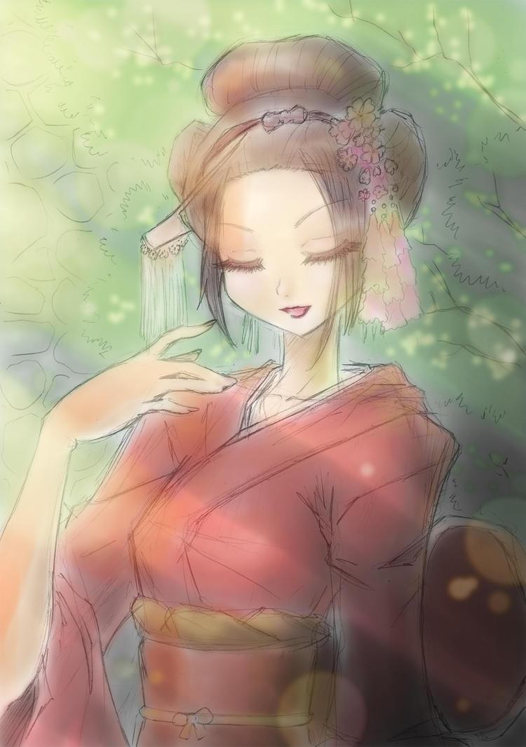 Omatsuri2014 by greenflanker