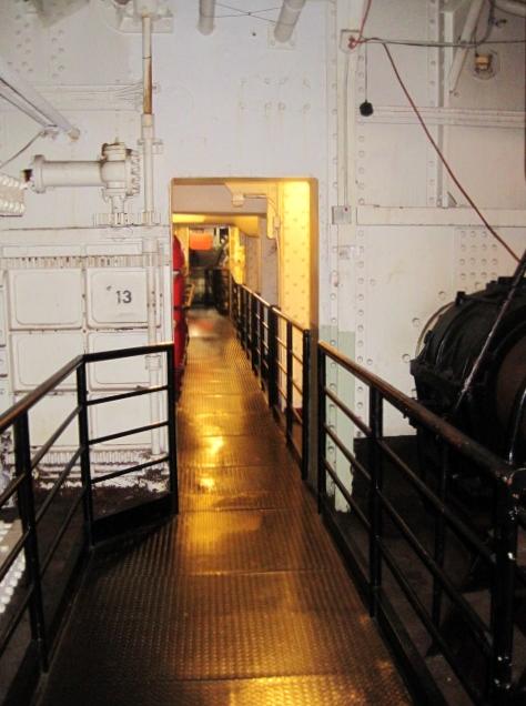 """Queen Mary Engine Room: """"Haunted"""" Door 13, Queen Mary By Gothscifigirl On DeviantART"""