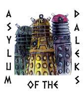 Asylum of the Daleks by Gothscifigirl
