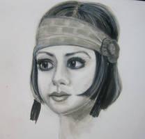 Billie Kent from Boardwalk Empire by Gothscifigirl