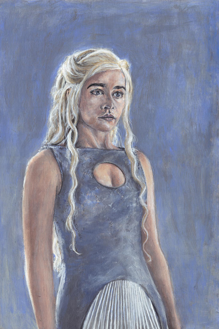 Daenerys Game of Thrones by Gothscifigirl