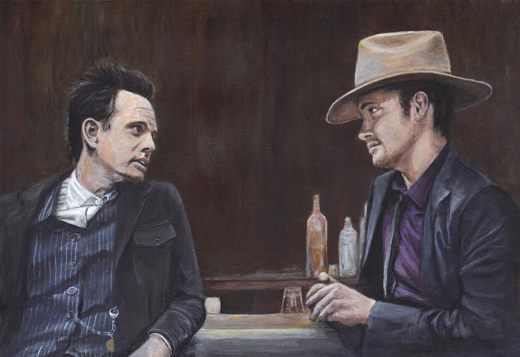 raylan and boyd relationship test