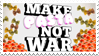 Make Pasta Not War stamp. by UnstableTable