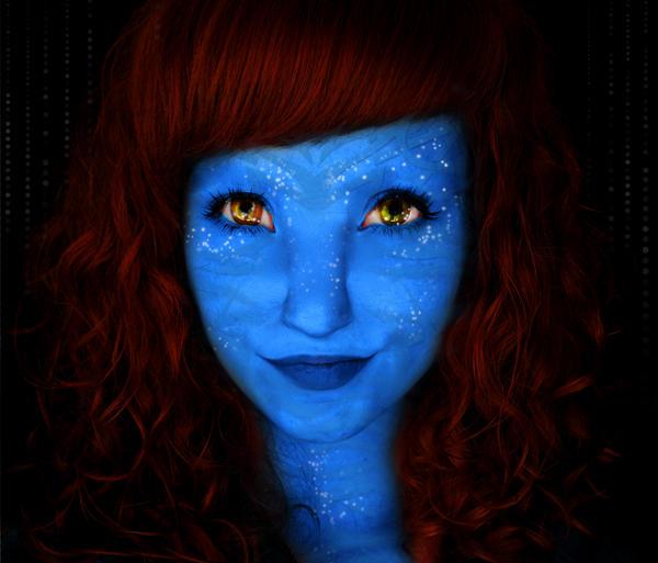 Avatar Version by fiercebloodlove