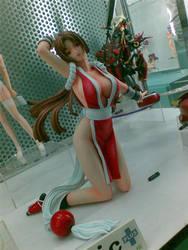 Rare Mai Figure by Nightko
