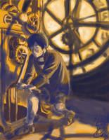HUGO: Clockwork by tomato-bird