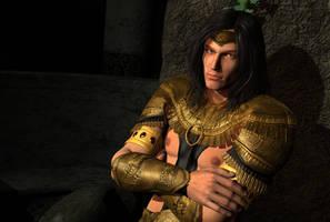Underworld King 2 by DiannaSilver