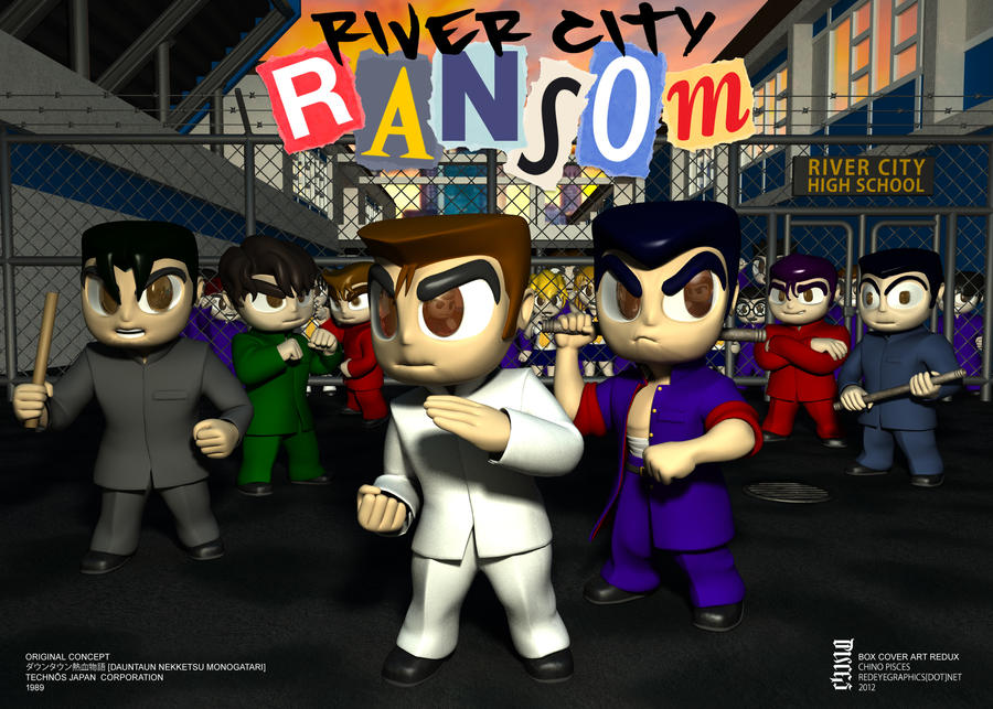 River City Ransom [Downtown Nekketsu Monogatari]