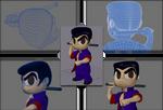 3D Mesh Study: Ryan