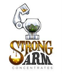Strong Arm Concentrates Logo