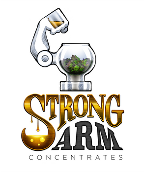 Strong Arm Concentrates Logo