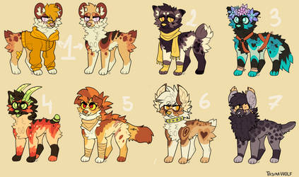 Adopts [5/7] OPEN