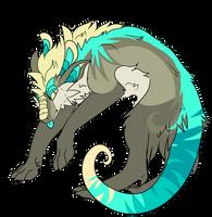 Chibi For Xhuolon 2 by TasiraVVolf