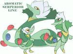 Aromatic Serperior Line