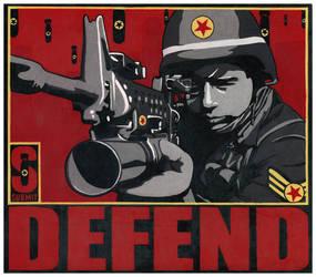Defend by YourNewGod