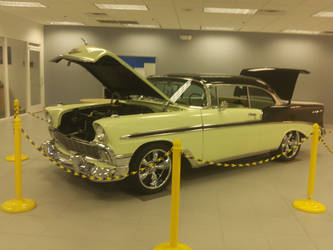 George Jones' Bel Air by MrKuraiMan