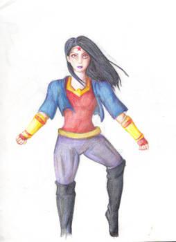 Modern Wonder Woman