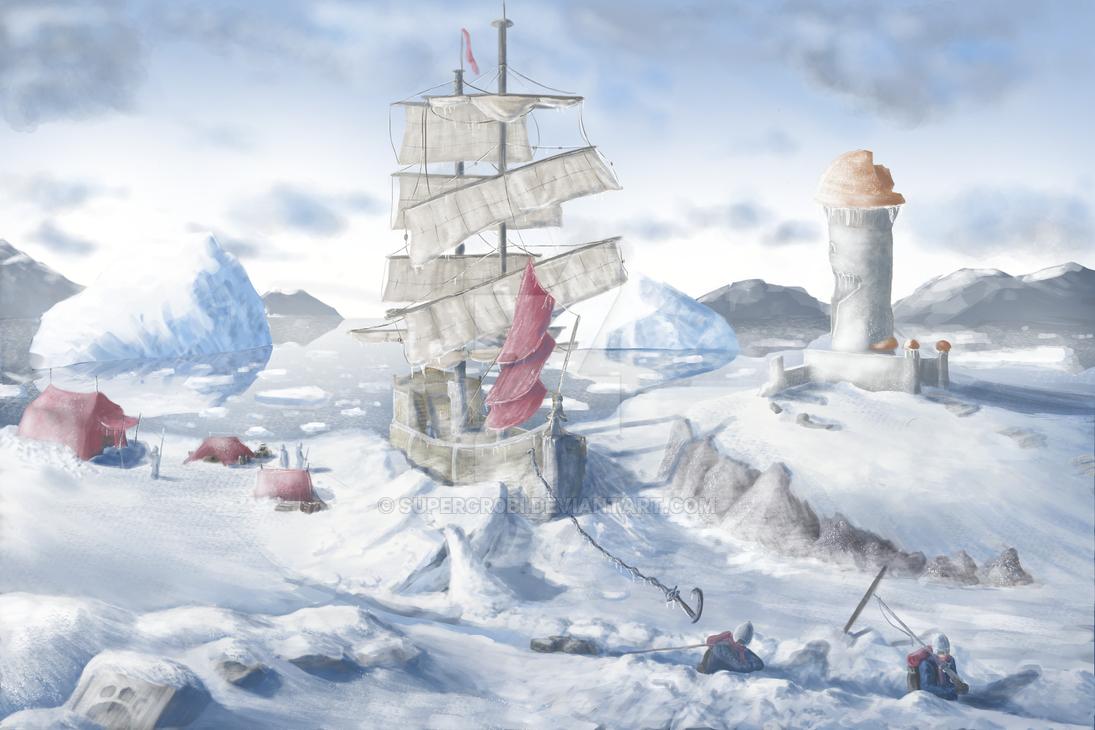 Polar Expedition by SuperGr0bi