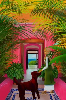 Pink estates