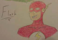 The Flash by EdenAlicePoe