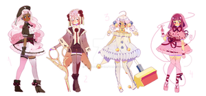 Magical Boys and Girls Adopts (CLOSED)