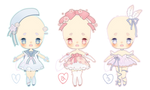 magical outfit adopts | closed