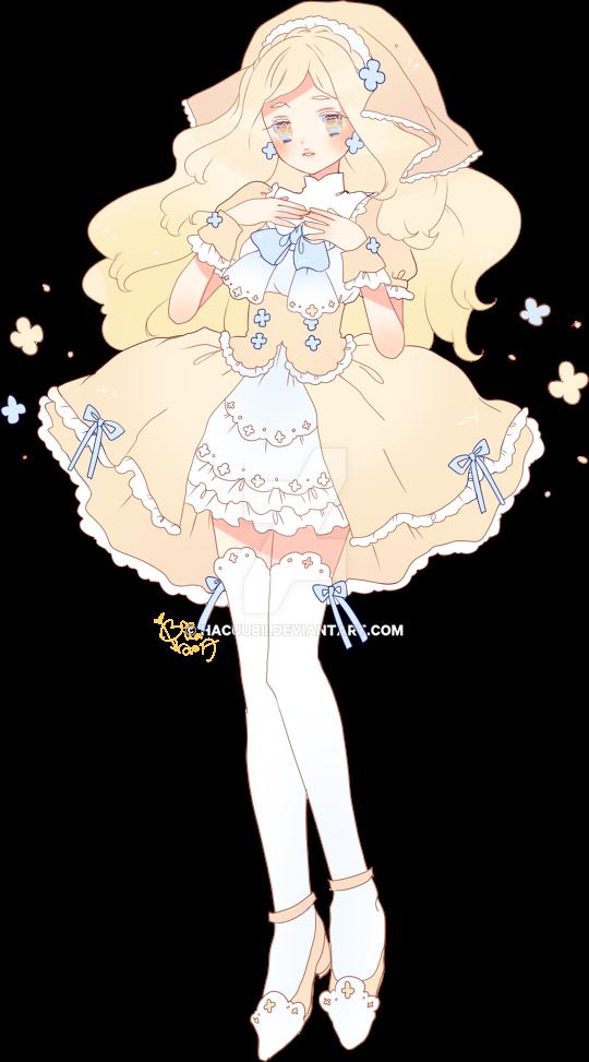 magical idol orime by Hacuubii