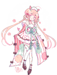adoptable auction | new year | CLOSED