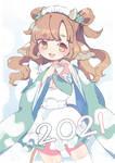 year of the milqilin | custom milqilin giveaway