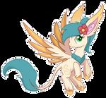 Ninfa Species Mascot