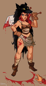 Warriorette