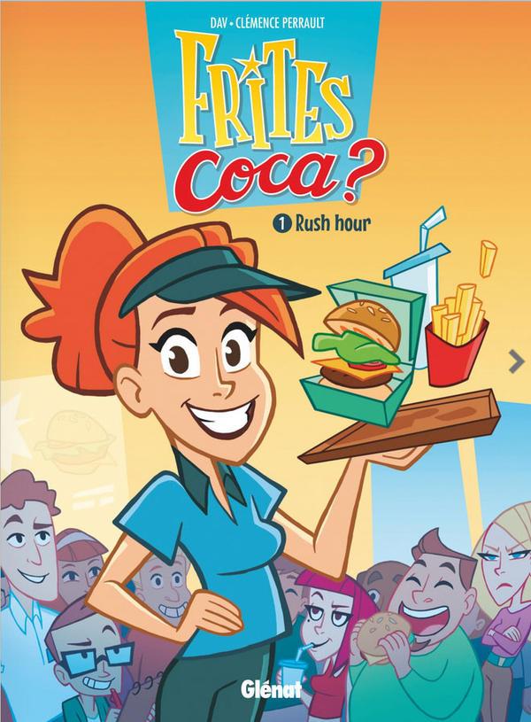 Frites coca by ClemCyza