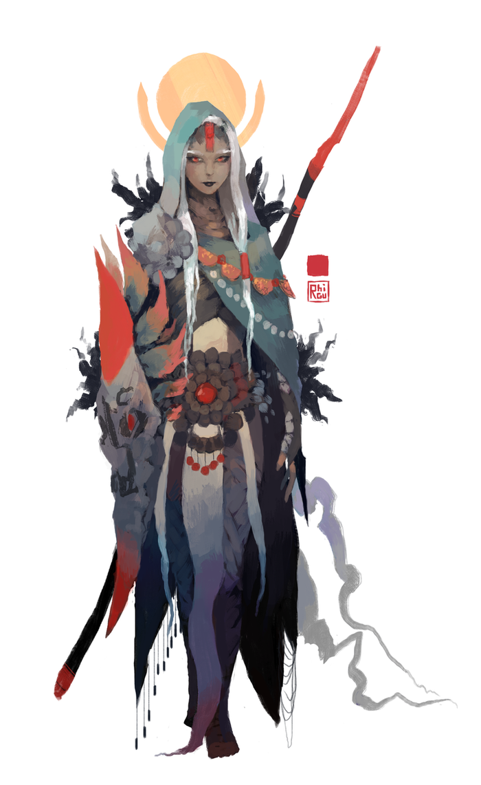 ' Eda ' Redesign by rhigu