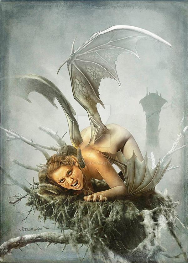 Draco by jrdomingo