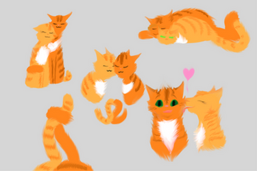 sandstorm and Firestar  by theDARK1atHart