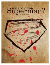 Where's Superman?