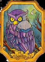 Night Owl by tifftoxic