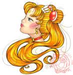 Sailor Moon-Tattoo Gypsy Style