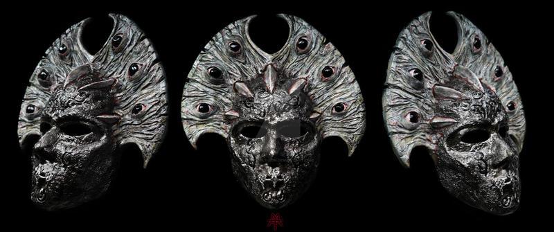 Mask of Tiusuura by MordorLegion