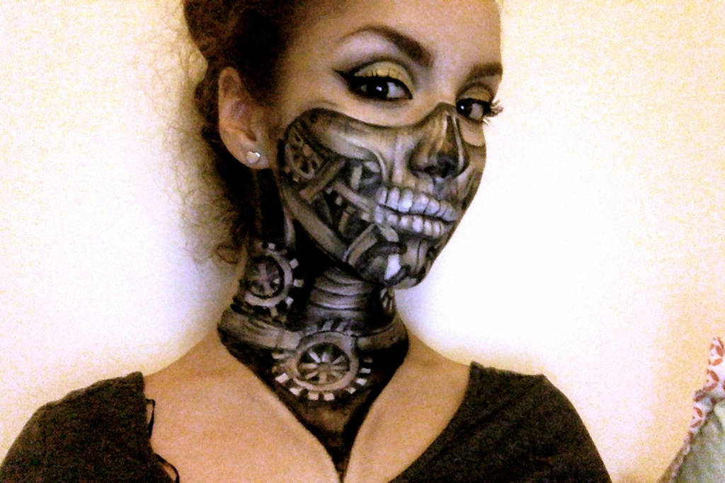 Mechanical Girl by Elliemchand57