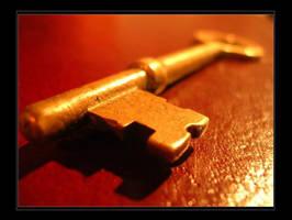 The Key by ridethespiralxyz