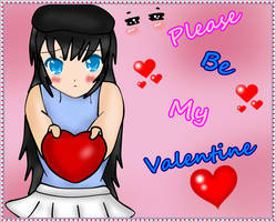 :Please be my valentine -Samy: