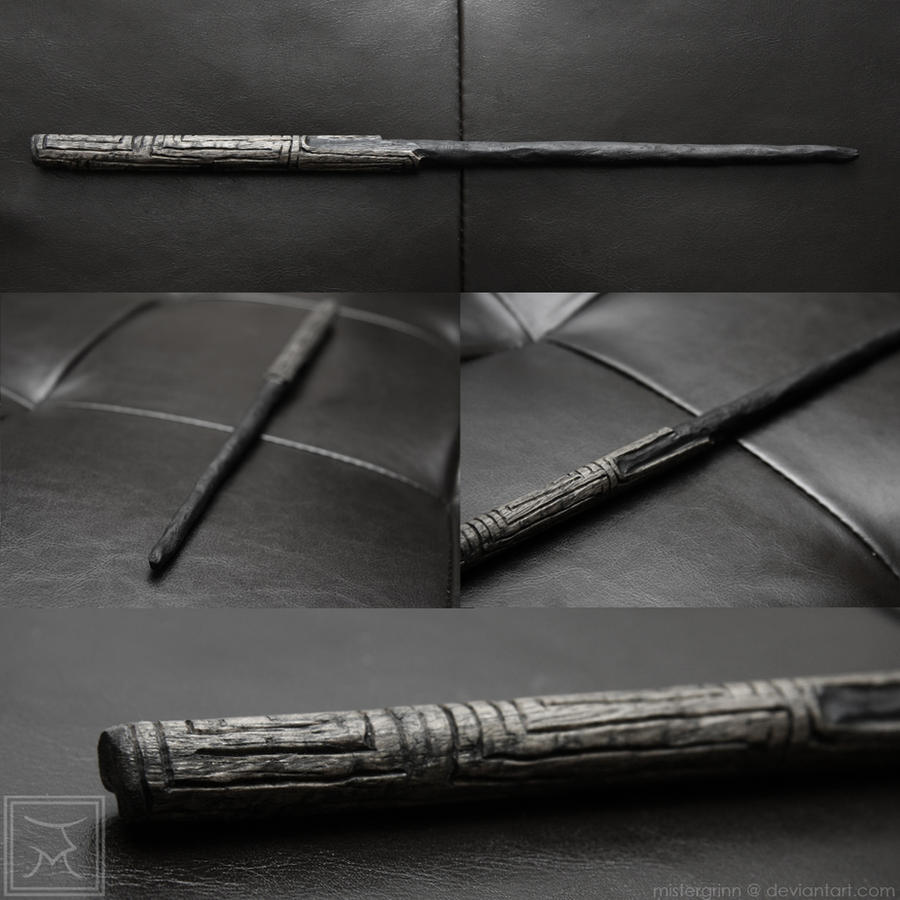 Descendant Wand by mistergrinn