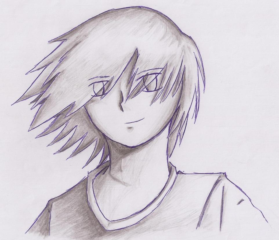 A Manga Boy by Glurakfan on DeviantArt