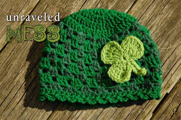 Shamrock Hat by theonlysong