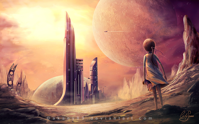 Future Hope by Akany89