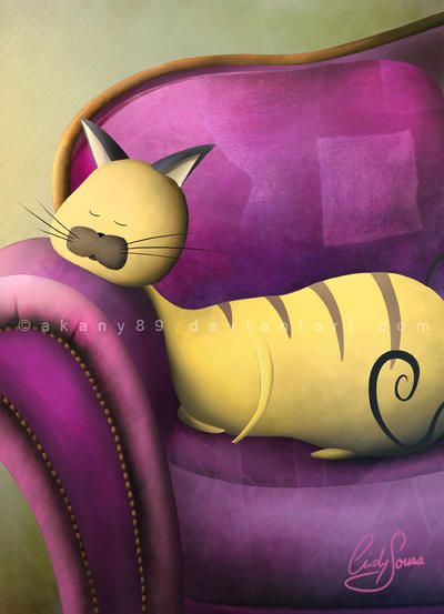 Jingles' couch by Akany89