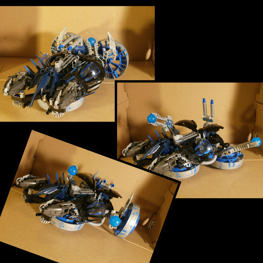 Shredder by skull123246